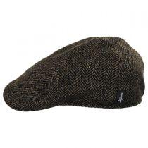 Classic Shetland Wool Herringbone Duckbill Ivy Cap alternate view 7