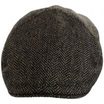 Classic Shetland Wool Herringbone Duckbill Ivy Cap alternate view 14