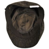 Classic Shetland Wool Herringbone Duckbill Ivy Cap alternate view 40