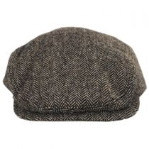 Classic Shetland Earflap Wool Ivy Cap alternate view 12