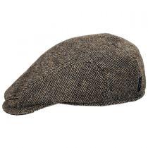 Classic Shetland Earflap Wool Ivy Cap alternate view 13