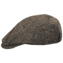 Classic Shetland Earflap Wool Ivy Cap alternate view 58