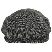 Classic Shetland Earflap Wool Ivy Cap alternate view 7
