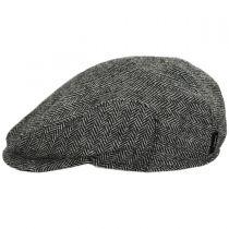 Classic Shetland Earflap Wool Ivy Cap alternate view 8