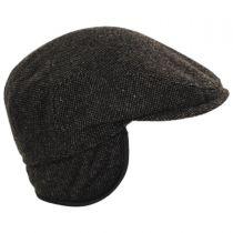 Donegal Shetland Earflap Wool Ivy Cap alternate view 94