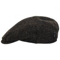 Donegal Shetland Earflap Wool Ivy Cap in
