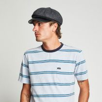 Montreal Wool Blend Baker Boy Cap in