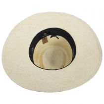 Australian Grade 3 Panama Straw Fedora Hat alternate view 12