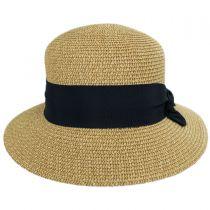 Spectator Toyo Straw Blend Cloche Hat alternate view 2