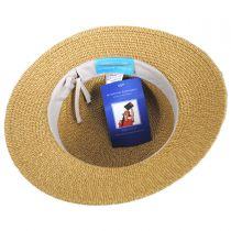 Spectator Toyo Straw Blend Cloche Hat alternate view 4