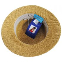 Spectator Toyo Straw Blend Cloche Hat in