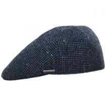 Check Wool Ivy Cap alternate view 7