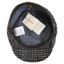Glencheck Wool Blend Ivy Cap in