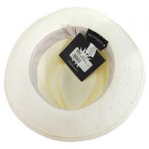 Stella Toyo Straw Fedora Hat in