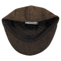 Boris Harris Tweed Wool Ascot Cap alternate view 8