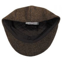 Boris Harris Tweed Wool Ascot Cap alternate view 16