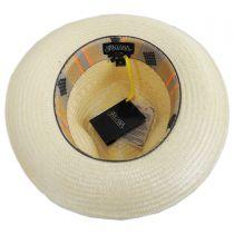 Cingaro Glazed Toyo Straw Fedora Hat in