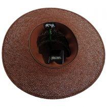 Credo Twisted Toyo Straw Gaucho Hat in