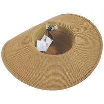 Shoreline Statements Toyo Straw Blend Swinger Hat alternate view 4