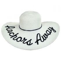 Shoreline Statements Toyo Straw Blend Swinger Hat alternate view 6