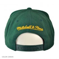 Mitchell & Ness - Green Bay Packers NFL Blocker Snapback Baseball Cap