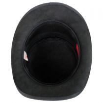 La Catrina Leather Top Hat alternate view 4