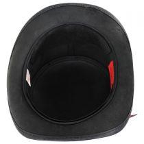 L'il Evil Leather Top Hat in
