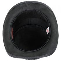Reversible Cage Leather Top Hat alternate view 4