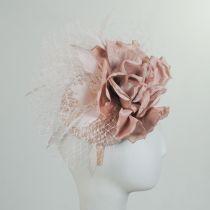 Alexandria Sinamay Fascinator Hat in