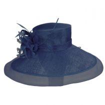 Lady's Secret Sinamay Lampshade Hat alternate view 6
