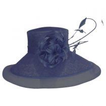 Lady's Secret Sinamay Lampshade Hat alternate view 7