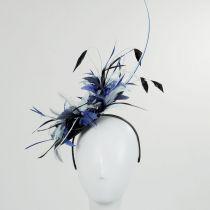 Zenyatta Sinamay Fascinator Hat alternate view 3