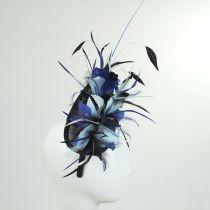 Zenyatta Sinamay Fascinator Hat alternate view 4
