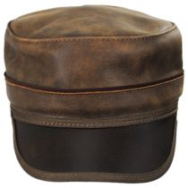 Bottle Rocker Leather Cadet Cap alternate view 6