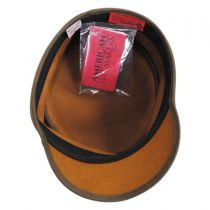 Bottle Rocker Leather Cadet Cap alternate view 8