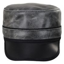 Bottle Rocker Leather Cadet Cap alternate view 10