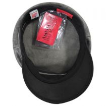 Ultra Leather Military Peaked Cap alternate view 12
