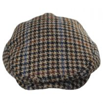 Barnabas Wool Houndstooth Ivy Cap alternate view 10