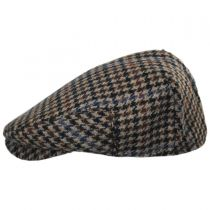 Barnabas Wool Houndstooth Ivy Cap alternate view 11