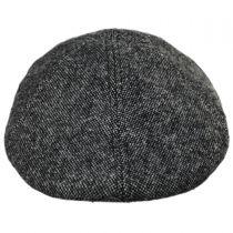 Knox Nailhead Wool Check Duckbill Cap alternate view 2