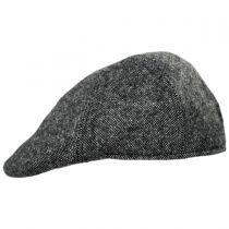Knox Nailhead Wool Check Duckbill Cap alternate view 3