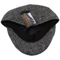 Knox Nailhead Wool Check Duckbill Cap alternate view 4