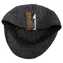 Harrowby Wool Tweed Ivy Cap alternate view 8