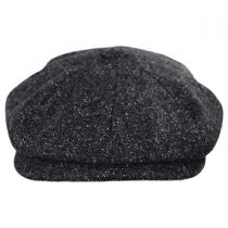 Brunswick Wool Tweed Newsboy Cap alternate view 6