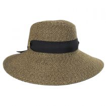 Primrose Toyo Straw Blend Sun Hat in
