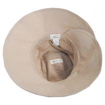 Chicopee Cotton Cloche Hat in