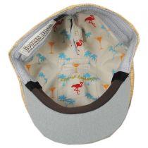 Dockside Straw Duckbill Ivy Cap in