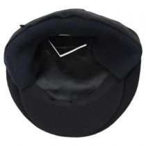Earflaps Cashmere Wool Ivy Cap in