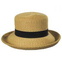 Vallea Toyo Straw Blend Sun Hat in