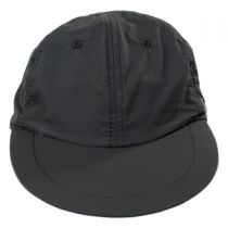 Excavator Nylon Fishing Flap Cap alternate view 2